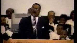 "Dr. Charles G. Adams - ""Thank Ya"""