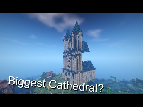 Cathedral Megabuild – Saying Goodbye to the Hardcore World