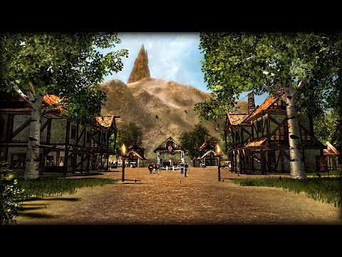 Haven Town - Mortal Online, Haven Cinematic