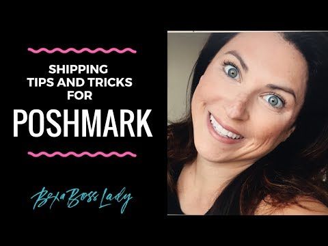 Poshmark 102: Everything You Need to Know About Shipping on Poshmark!