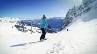 Vídeo presentación Crans Montana (Suiza) 2016-17
