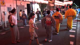 Tokyo Asakusa street festival part 2