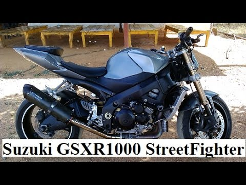 Walk Around of Suzuki GSXR 1000 Street Fighter