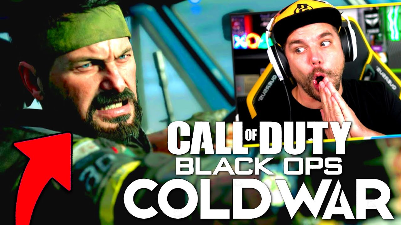 BLACK OPS: COLD WAR TRAILER en EVENT LIVE sur WARZONE !! (Call of Duty 2020)