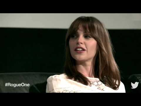 Star Wars Rogue One - Q&A with cast -- December 2, 2016