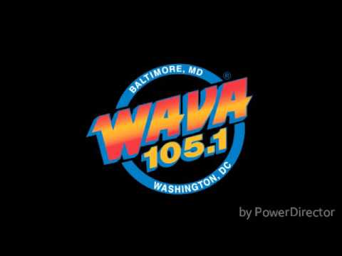 WAVA, B-106 1985 - Wash, DC radio