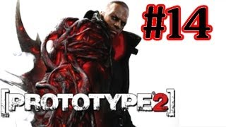 Prototype 2 Walkthrough Part 14 A Nest Of Vipers - Gameplay & Live Commentary Xbox360