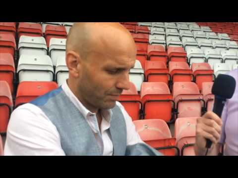 Paul Tisdale post Stevenage 0 Exeter City 2