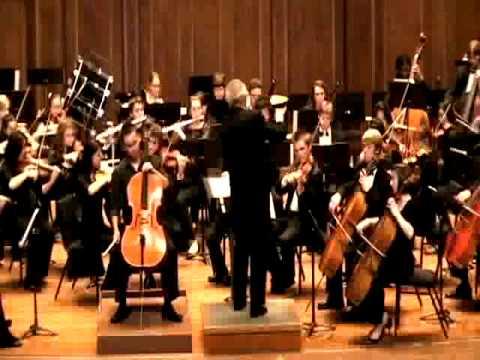 Tchaikovsky's Rococo | Jonah Ellsworth, cello