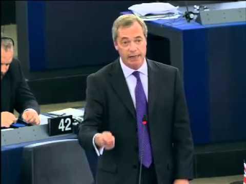 EU-Parlament:Nigel Farage und Harald Vilimsky zu den Machtspielen der EU in der Ukraine