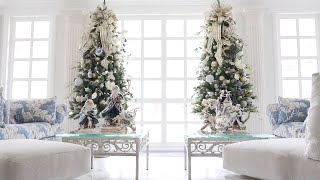 How To:  3 Bows to Transform Your Christmas Decor