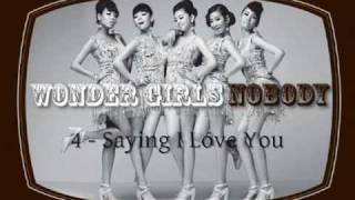 "Wonder Girls - Saying ""I Love you"""
