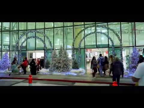HAPPY NEW YEAR 2018 | AL WAHDA MALL , ABU DHABI | REDEX MEDIA