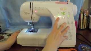 Video Basic Sewing Machine Tips and Info Baby Lock Xscape BL66 download MP3, 3GP, MP4, WEBM, AVI, FLV Juli 2018
