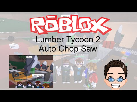 How To Build An Automatic Chop Saw Lumber Tycoon