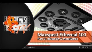 Maxspect Ethereal 101 Part 1: Assembly & Installation