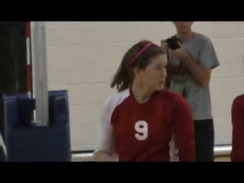 2010 Ursuline Academy of Dallas Varsity volleyball team