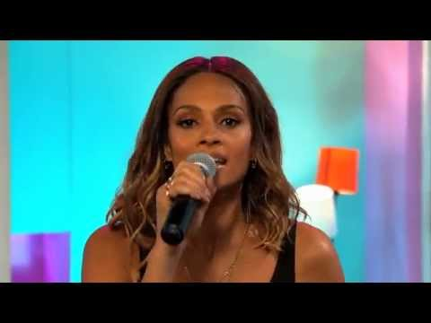 Alesha Dixon sings The Way We Are on Sunday Brunch | Channel 4