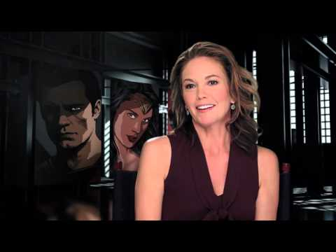 Batman v Superman: El Amanecer de la Justicia - Entrevista a Diane Lane