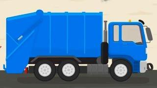 Мультфильм про рабочие машины. Доктор Машинкова и машинки трансформеры  :)