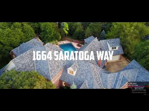 Luxury Home at 1664 Saratoga Way Edmond, OK 73003 Keller Williams