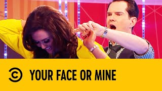 Charlotte Dawson's Emotional Tattoo Of Her Dad | Your Face Or Mine