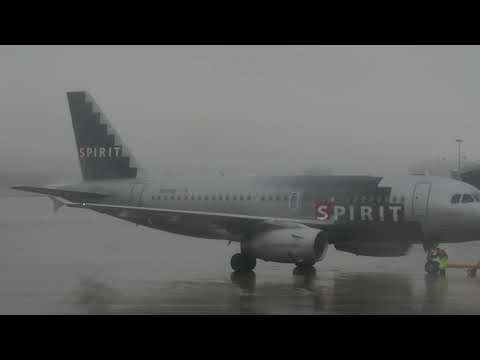 2017/08/31 American Airlines 2595 Takeoff & Landing: Atlanta - Dallas/Fort Worth