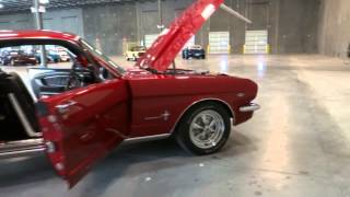 1965 Ford Mustang Fastback 2+2: Stock #55 at out Tampa showroom
