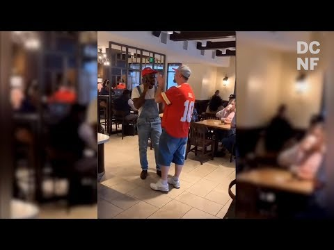 A Man Is Verbally Assaulted For MAGA Hat In Starbucks
