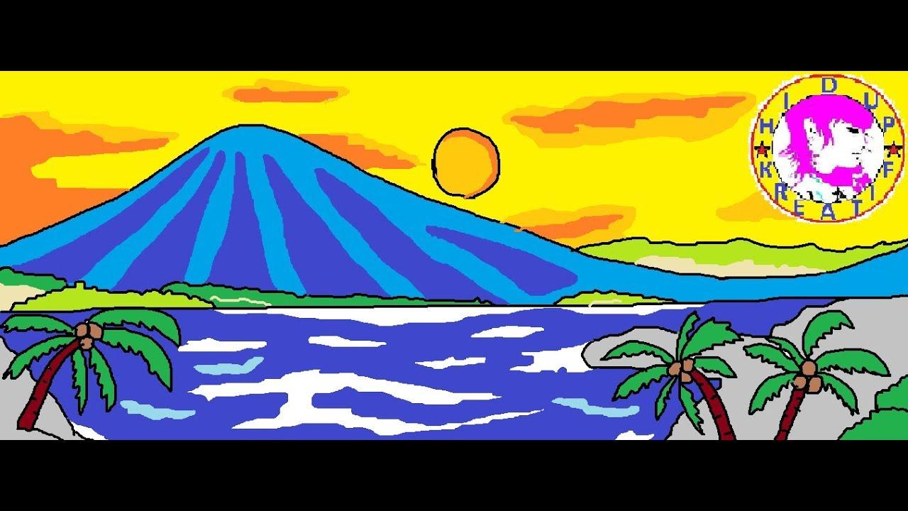 26+ Heboh Gambar Pemandangan Pantai Anak Sd | Guyonreceh