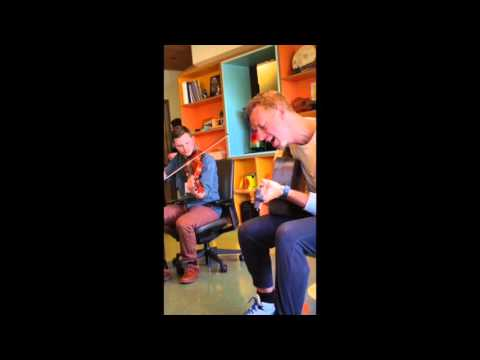 Fix You - Chris Martin with Oliver Jacobson
