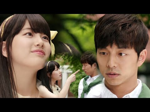 A Boy, Placed into the Body of a 30s man, is Trying to Hide From His Admirer...GongYoo ♥ Suzy