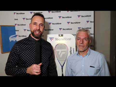 NEW Carboflex Launch - Pdhsports.com With Laurent Blary, Tecnifibre Global Product & Design Manager