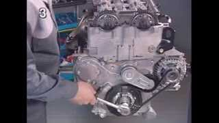 Opel Vectra 2.2L Opel Training Video Part 1
