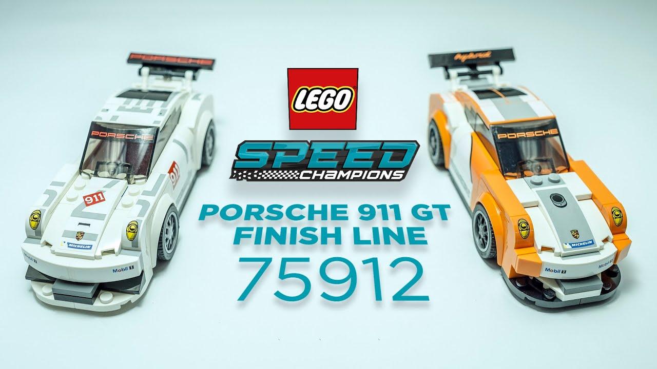 maxresdefault Remarkable 75912 Porsche 911 Gt Ziellinie Cars Trend