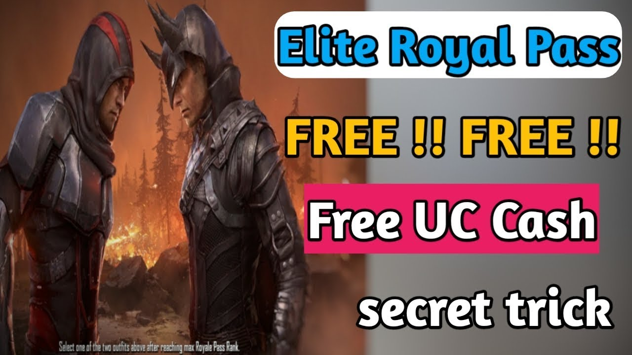 How To Get Free Elite Royal Pass Season 5 on Pubg Mobile | Get Free UC Cash  | Kumari Gamer