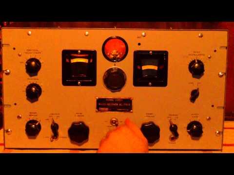 HAMMARLUND BC-779-B Radio Receiver