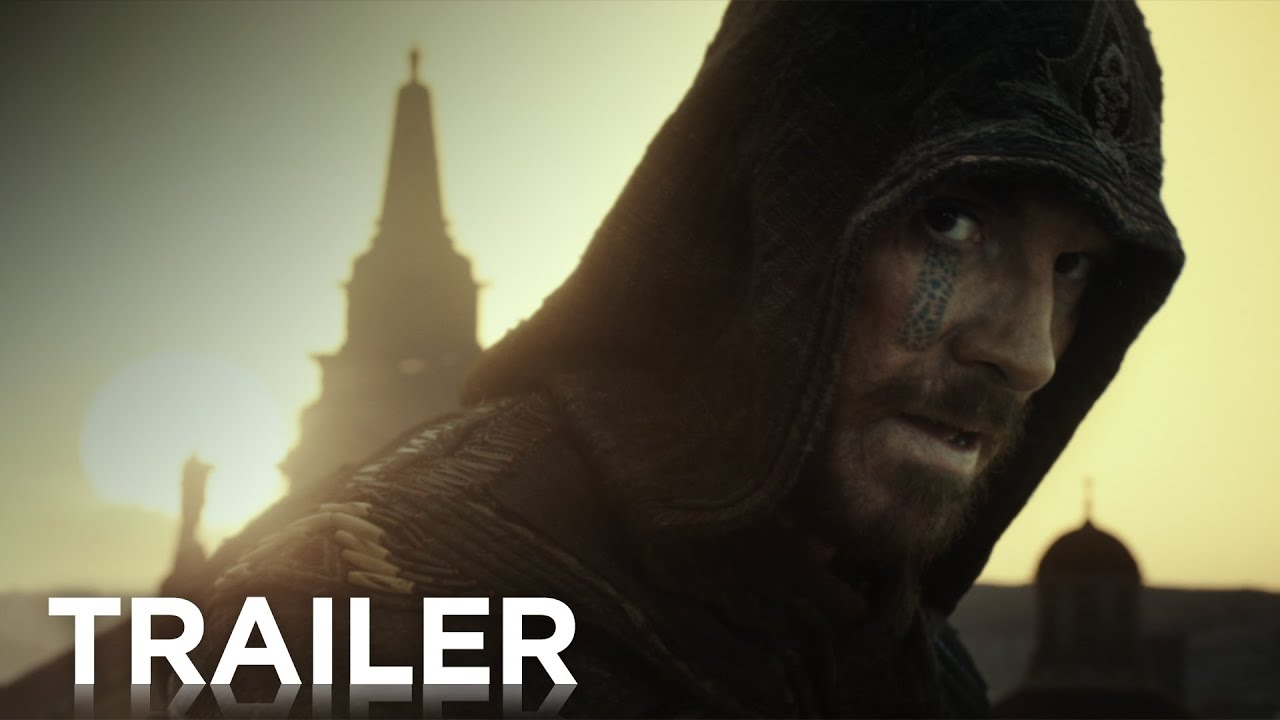 Assassin S Creed Starring Michael Fassbender Official Hd Trailer