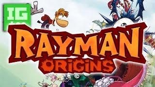 Rayman Origins - Masterpiece? - IMPLANTgames