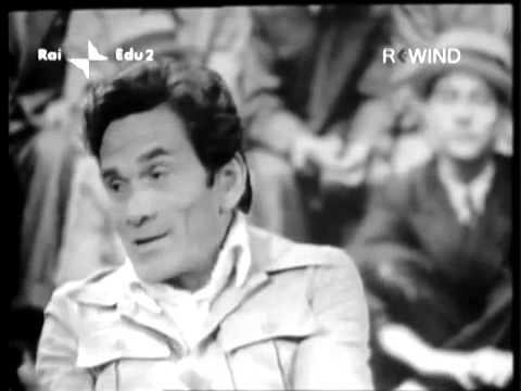 Pasolini da Enzo Biagi, gli intellettuali italiani e i compromessi.flv