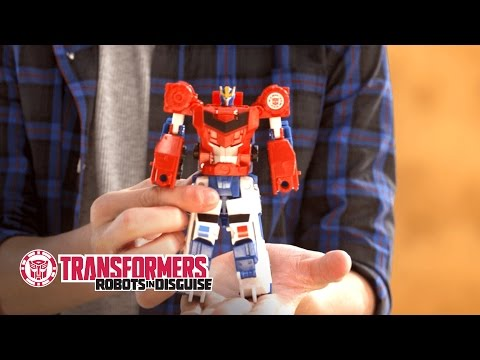 Transformers: Robots In Disguise - 'Combiner Force: When Bots Collide' Official TV Commercial