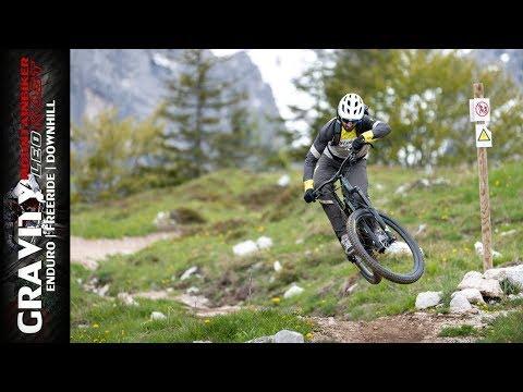 Trail Days 2019 Molveno | Der Steile & Schnelle SECRET TRAIL | E-MTB Uphill-Tour | Leo Kast #195