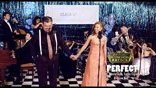 Perfect Duet Ed Sheeran Beyonce 50s Prom Cover Ft Mario Jose India Carney Dave Koz