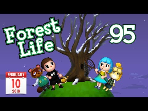 Animal Crossing: Agent K.K. - 95 - Forest Life (February 10th, 2018)
