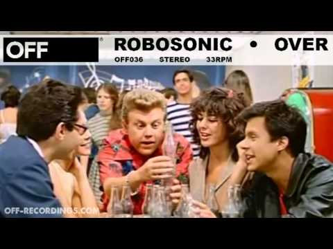 Robosonic - Over - OFF036