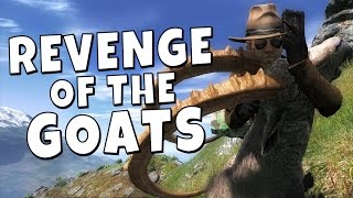 The Hunter - Revenge of the Goats