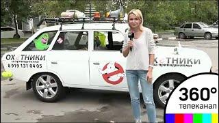 В Москве заметили автомобиль охотников за привидениями - СМИ2