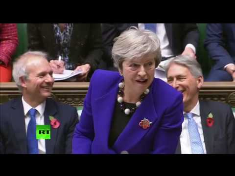 LIVE: Theresa May holds PMQs for first time since Budget