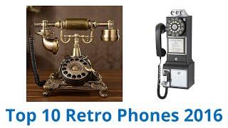 10 Best Retro Phones 2016