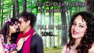 Teri pyari pyari do ankhiya, HD video song| 2020 latest songs|| Official music videos